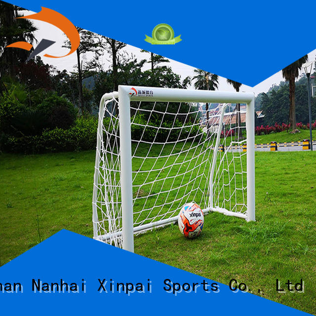 Xinpai rust resist soccer goal strong tube for competition
