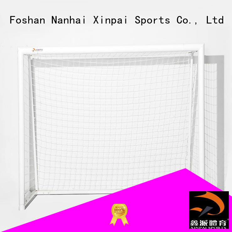 Xinpai portable soccer goal nets for practice indoor for soccer game