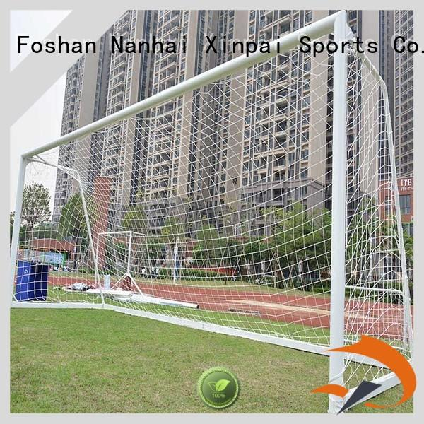 Xinpai stable football goal nets ideal for competition