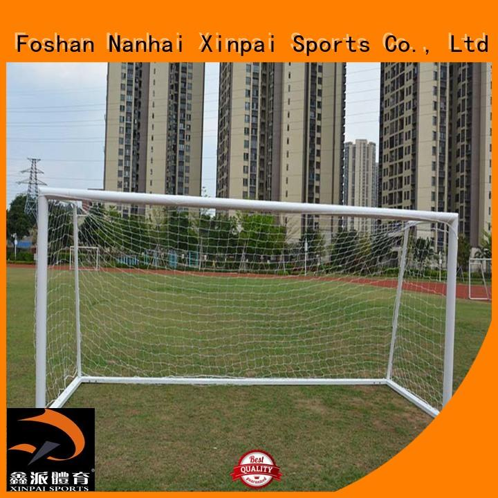 Xinpai aluminum football nets ideal for training