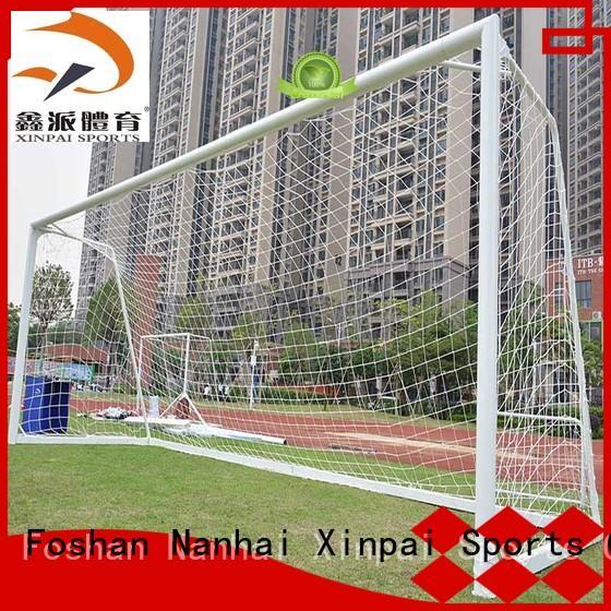 Xinpai rust resist indoor soccer goals for practice indoor for soccer game