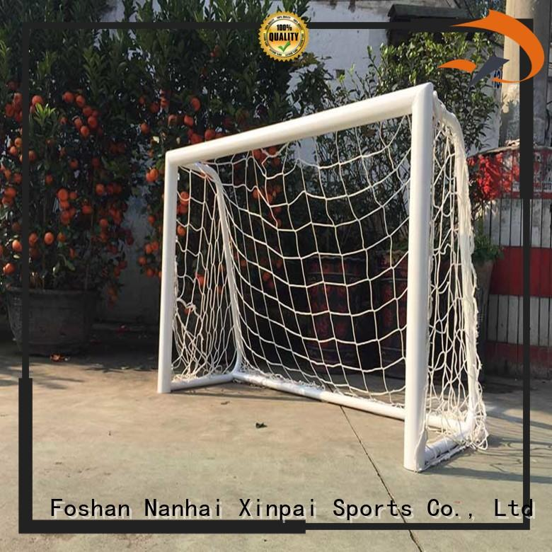 Xinpai rust resist soccer goal post for school