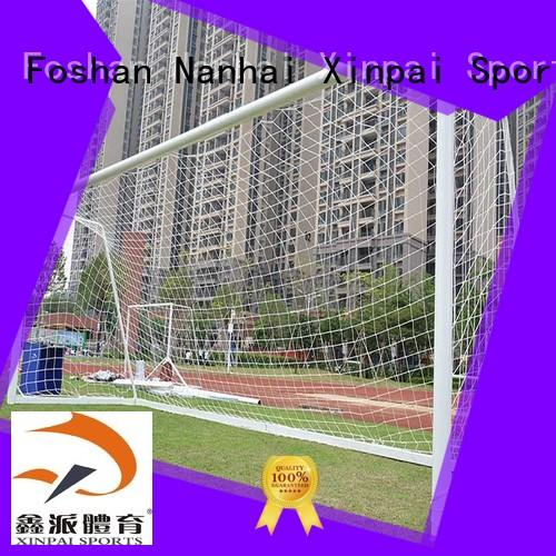 Tournament portable aluminum 8*24 ft soccer goal football goal 7.32*2.44 meter XP033AL