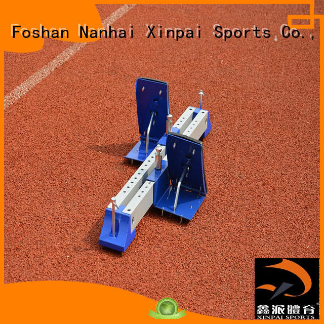 trapeze athletics hurdles for sale widely used for competition Xinpai