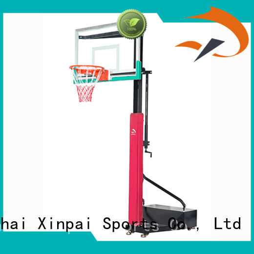 xp006 basketball backstop quadrate for basketball game Xinpai