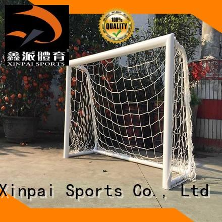 Xinpai look soccer goal post strong tube for training
