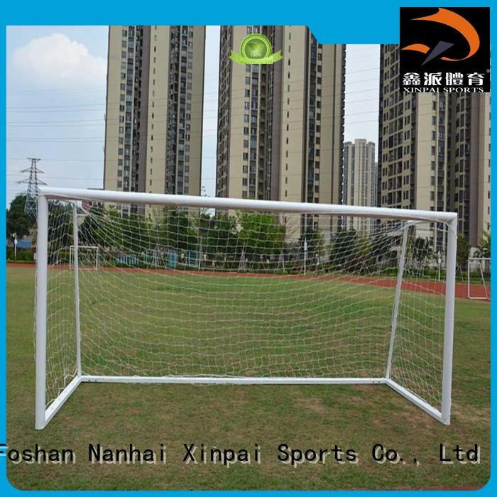 Xinpai setting soccer goal nets ideal for practice indoor for soccer game