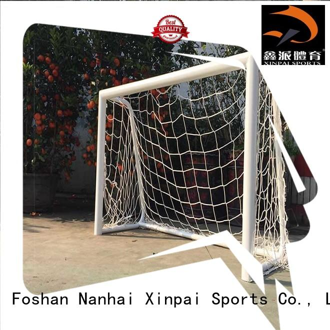 rust resist football nets 3on3 strong tube for competition