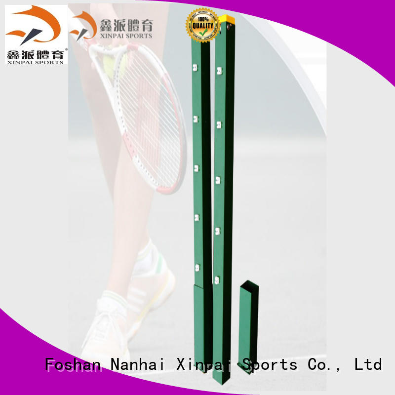 Xinpai stand tennis court net widely used for training