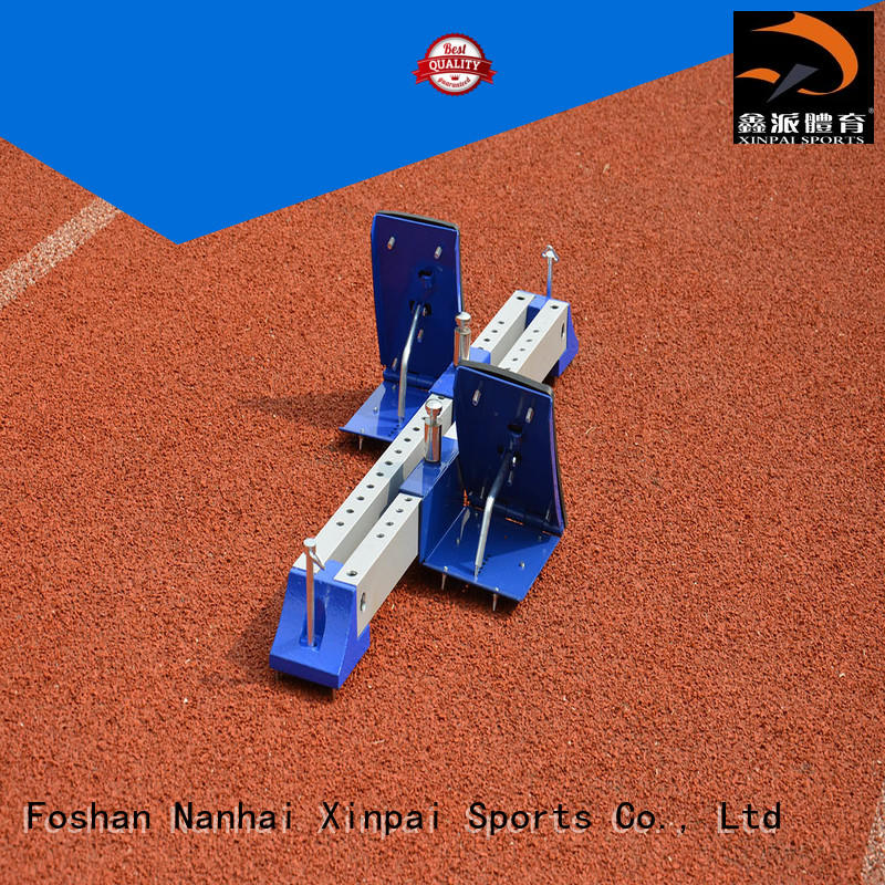 Xinpai outdoor equipment high jump cross bar applied for school