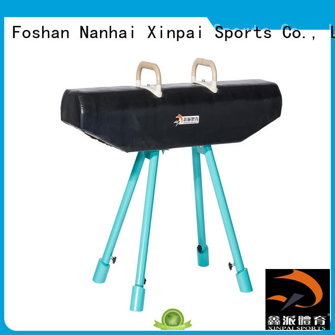 Xinpai sport vaulting horse applied for training