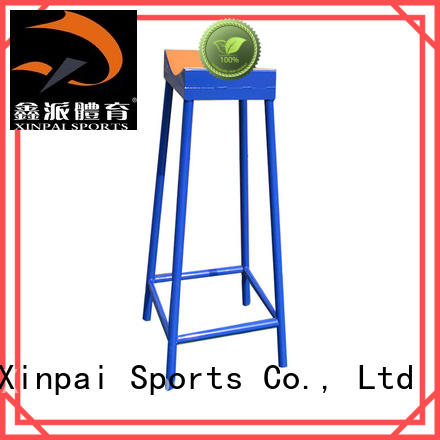 Xinpai gymnastics shot put circle applied for school