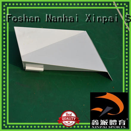 Xinpai sport gym mat applied for competition
