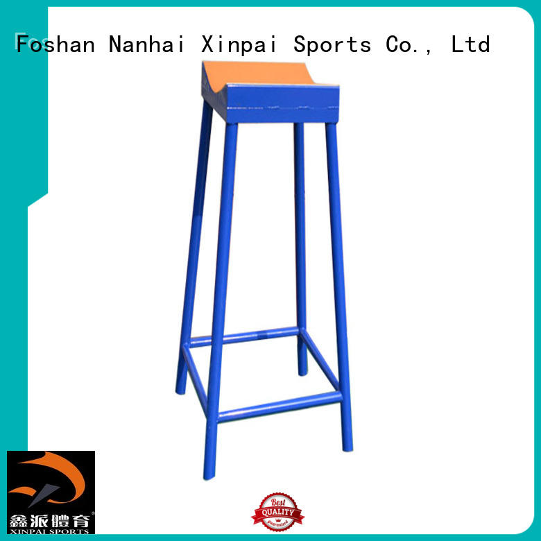 Xinpai outdoor junior hurdle wooden for tournament
