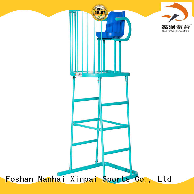 stand beach volleyball poles for school Xinpai
