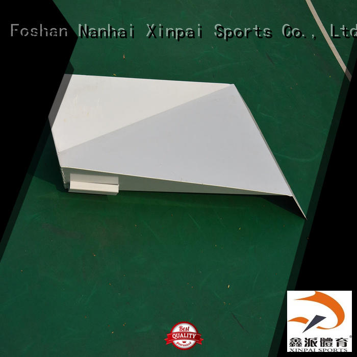 Xinpai outdoor gym mattress applied for competition