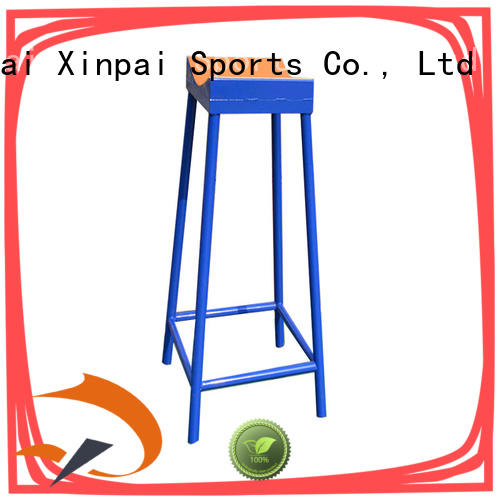 Xinpai box track and field hurdles applied for competition