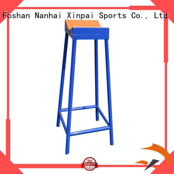 Xinpai retractable gymnastic mat applied for school