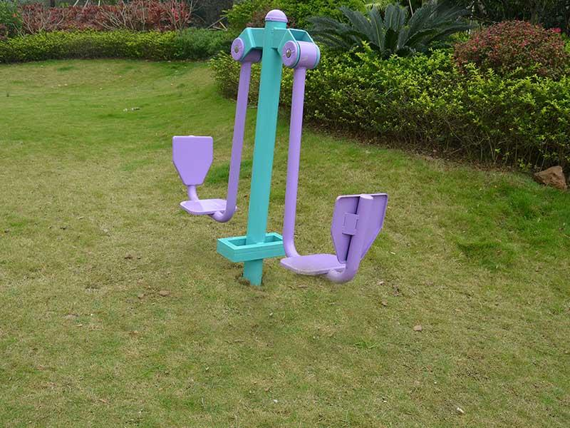 Outdoor fitness healthy path Seat push and pull post GB006