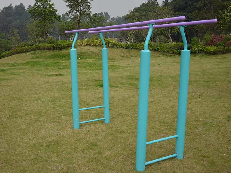 Outdoor fitness healthy path Parallel Bar GB011