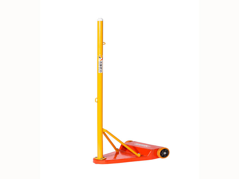 Casting steel base badminton upright/Badminton Post/Badminton stand XP045