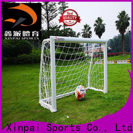 Xinpai professional indoor soccer goals for training