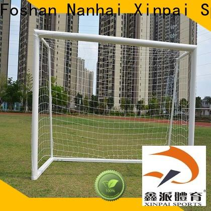 Xinpai let football goal target for training