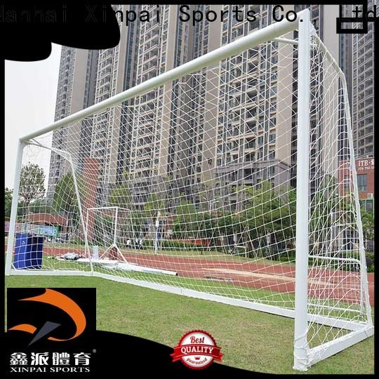 Xinpai Quality soccer netting material cost for school