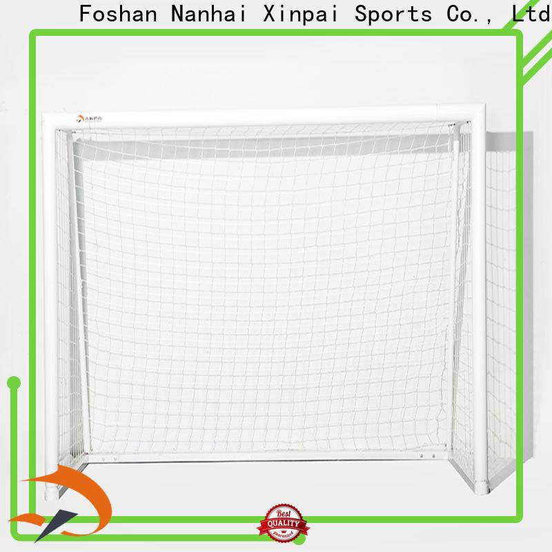 Xinpai rust resist folding mini soccer goals supply for school