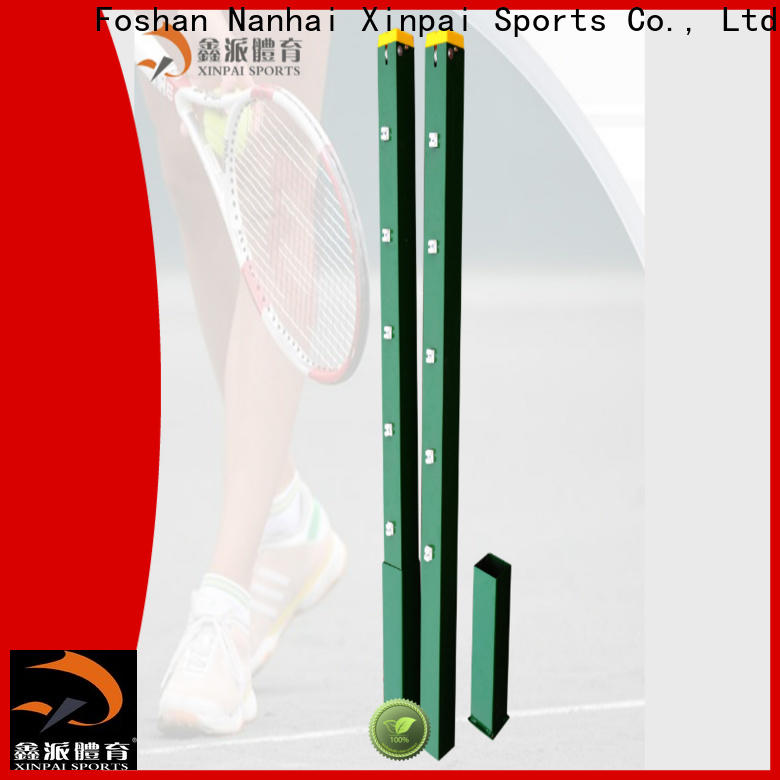 good price tennis net and posts court supply for competition