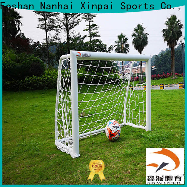 Xinpai Best 6x4 goal posts vendor for training
