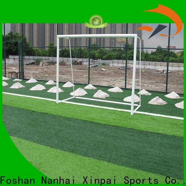 Xinpai lets two soccer goals distributor for training