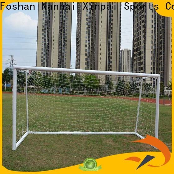 Xinpai stable soccer goal practice net manufacturer for school