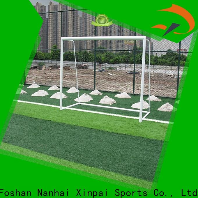 Xinpai rust resist mini soccer net for sale for competition