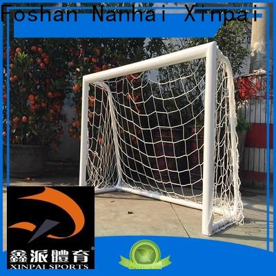 rust resist soccer goal for 5 year old aluminum cost for competition