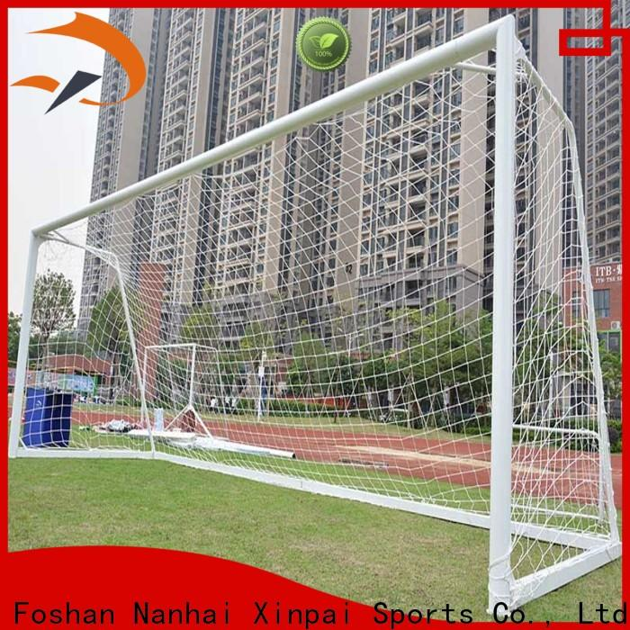 Xinpai take a soccer net for sale for competition