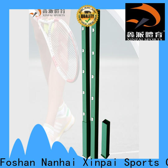 Xinpai professional tennis nets and posts factory for tournament