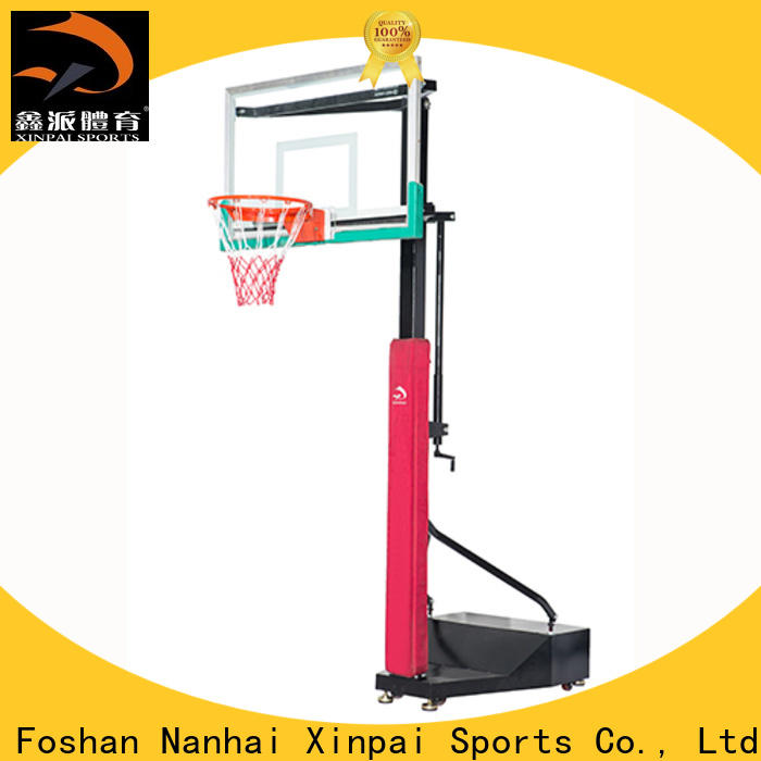 Xinpai ball nba basketball goal price for competition