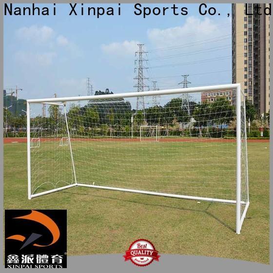 Xinpai Custom full size soccer goal nets manufacturer for training