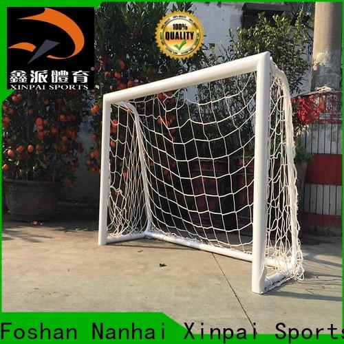 Xinpai stable junior soccer nets supplier for practice indoor for soccer game