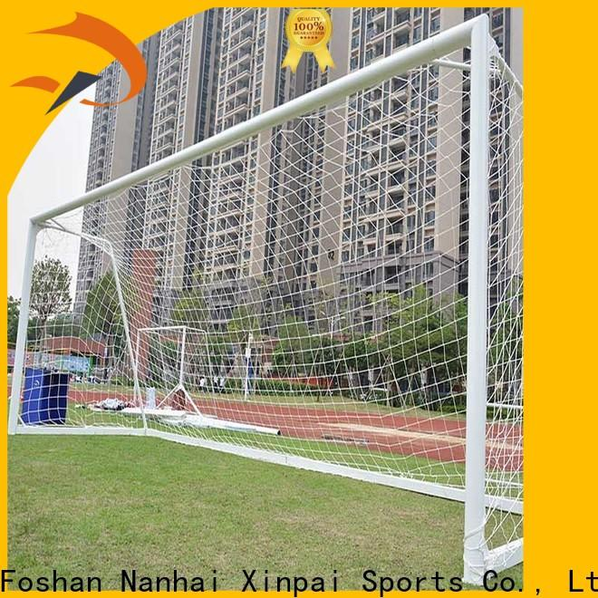 Custom foldable soccer net judge supply for competition