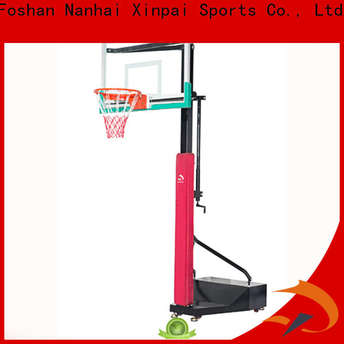 Xinpai allpurpose basketball goal net distributor for school