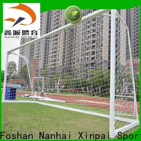 Xinpai Quality portable goal net distributor for practice indoor for soccer game