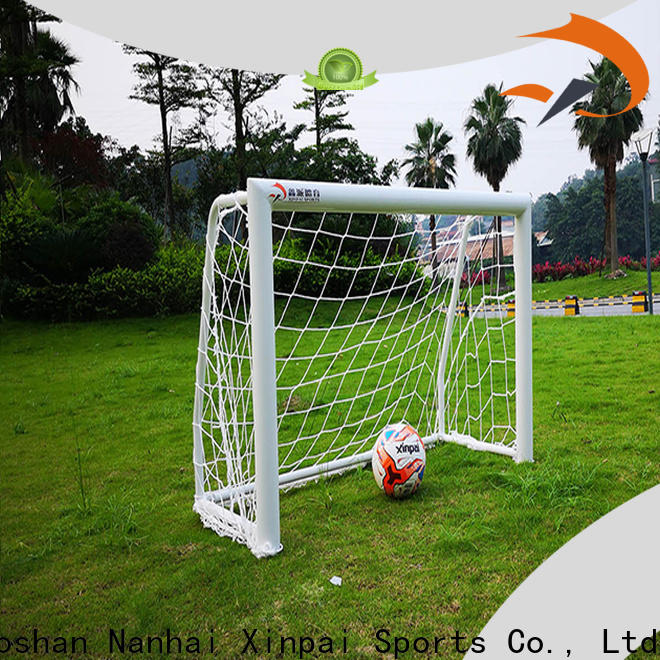 Custom youth soccer nets signal factory for practice indoor for soccer game