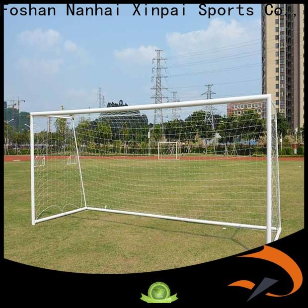 Xinpai welcome folding mini soccer goals distributor for practice indoor for soccer game