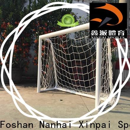 Xinpai rust resist 18x6 soccer goal vendor for competition